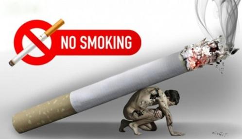 Hưởng ứng Ngày Thế giới không thuốc lá và Tuần lễ quốc gia không thuốc lá 2021
