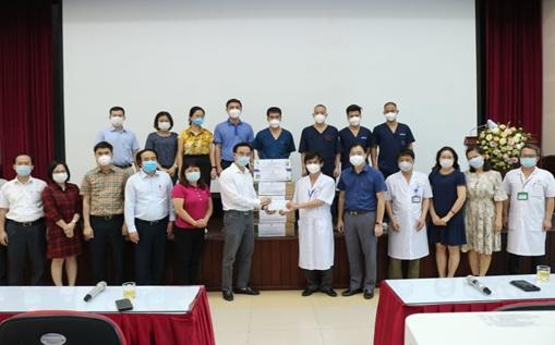 Bệnh viện đa khoa tỉnh Bắc Ninh tiếp đoàn Bệnh viện Bạch Mai